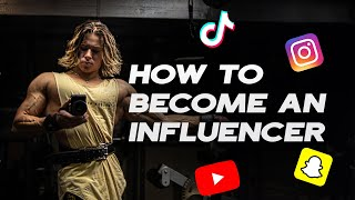How To Become A Fitness Influencer In 2021 | Grow FAST On Social Media