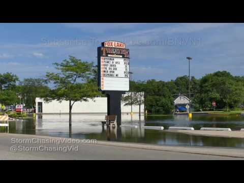 Lake McHenry County Flooding - 7/15/2017