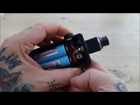 tuglyfe tugboat dual 18650 parallel mod and dripper rda. Black Bedroom Furniture Sets. Home Design Ideas