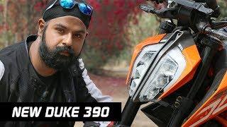 Booking a New KTM Duke 390!