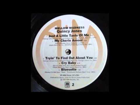 Just A Little Taste Of Me Quincy Jones 1975