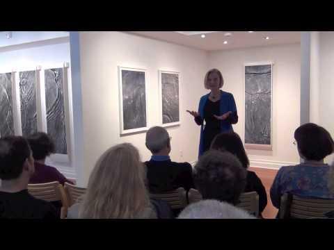 Linda Cummings - Artist Talk at dm contemporary NYC (November 2, 2013)