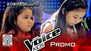 The Voice Kids Philippines 2015: Team Lea Sing Off Teaser 1