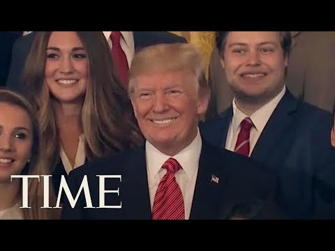 Download Youtube: President Trump Was Asked If Attorney General Jeff Sessions Should Resign, He Rolled His Eyes | TIME