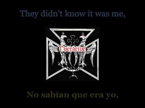 Overdrive - On The Run - Lyrics / Subtitulos en español (Nwobhm) Traducida