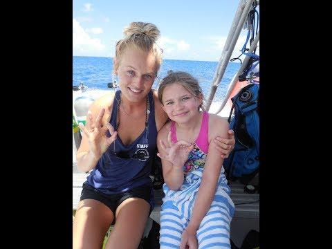 Sydney Sapienza Scuba Dive Grand Cayman - Part 1