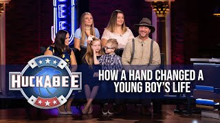 How A HAND Changed A Young Boy's Whole Life | Jukebox | Huckabee