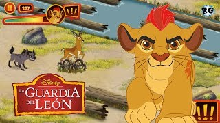 La Guardia del León - La Aventura de Kion - Disney Junior