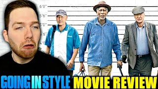 Going in Style – Movie Review