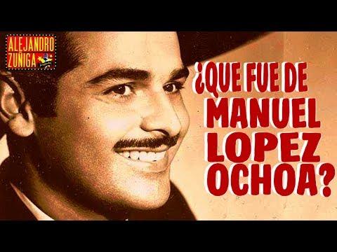 QUÉ FUE DE MANUEL LOPEZ OCHOA!!!  Actor Mexicano
