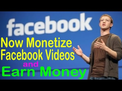 Facebook Announced Revenue Share with Publishers on Facebook Videos | Now Monetize Facebook Videos