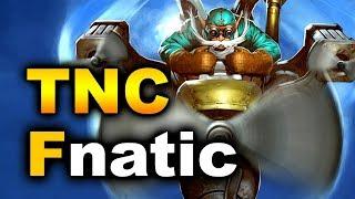 TNC vs FNATIC - SEA Quals - DreamLeague 8 DOTA 2