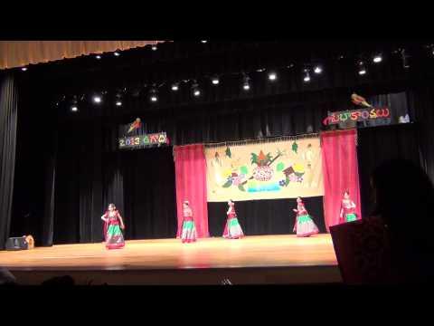 Omaha Ugadhi 2013 Manu and Friends Dance