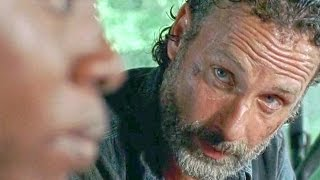 Walking Dead 7x12 - IN-DEPTH ANALYSIS & RECAP (712) Can Rick Die?