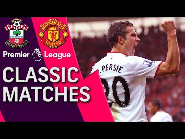 Southampton v. Man United   PREMIER LEAGUE CLASSIC MATCH   9/2/12   NBC Sports