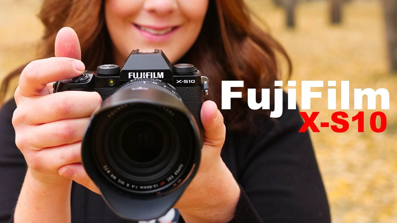 Fujifilm X-S10 Hands-On Preview - New Affordable Style With X-T4 Features? - Youtube
