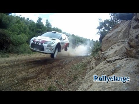 Crash Acropole 2012 Nasser Al Attiyah  [HD]