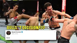 MMA pro's react to controversial decision in Volkanovski vs Max Holloway - UFC 251 Fight Island