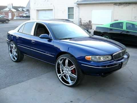 26 Quot Rims On Buick Century Johns Restoration Youtube