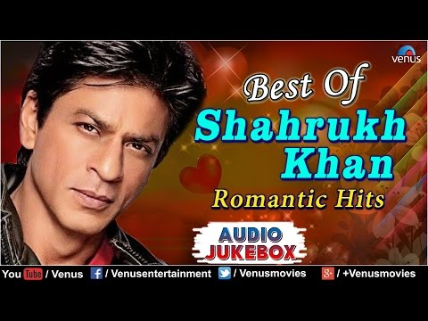Best of Shahrukh Khan | Hindi Songs | Top 21 Bollywood Romantic Songs | AUDIO JUKEBOX