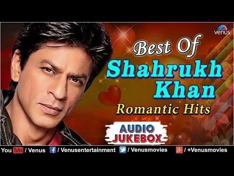Best of SHAHRUKH KHAN : Top 21 Romantic Hits | Popular Hindi Songs | AUDIO JUKEBOX