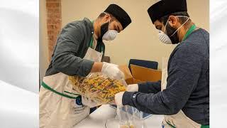 Ahmadi Muslims Serving During Covid-19