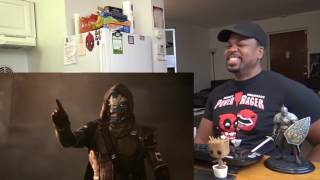 """Destiny 2 – """"Rally the Troops"""" Worldwide Reveal Trailer - REACTION!!!"""