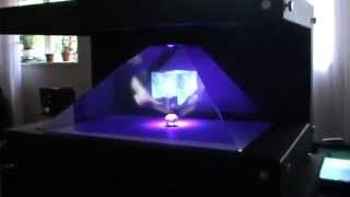 Призма 3D - Голографический рекламный монитор(Описание голографического объемного рекламного телевизора ( 3D Призма) используемого для отображения инфор..., 2013-06-26T13:34:06.000Z)