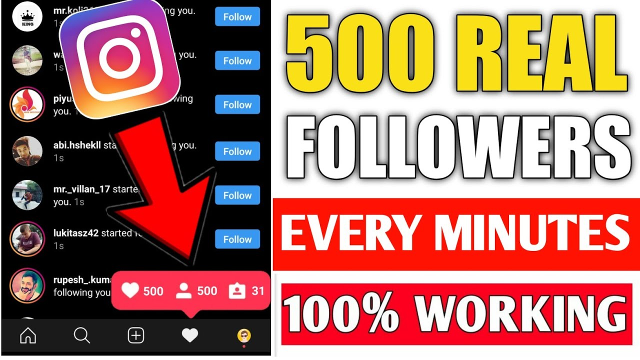 How To increase Instagram Followers And Likes 2020 | How To gain Real Instagram Likes and Followers