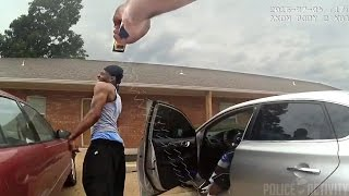 Bodycam: Arkansas Man Tasered By Cop Sues For Excessive Force