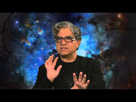 On the Fundamental Nature of Reality - part 2 Deepak Chopra