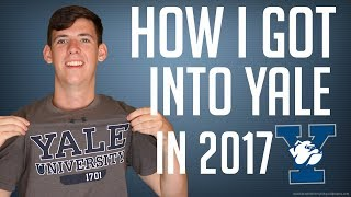 How Got Into Yale