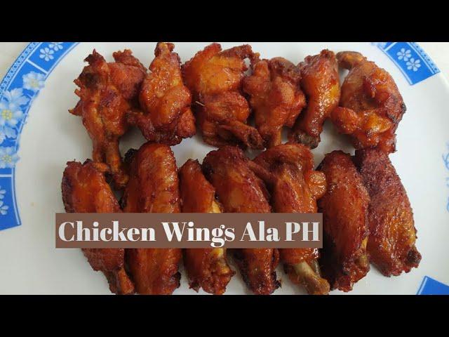Resep Membuat Chicken Wings Ala Ph Mudah Dan Enak Youtube