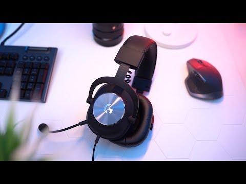Kalau gamer disuruh bikin headset, jadinya gini...  Review Logitech G Pro X.