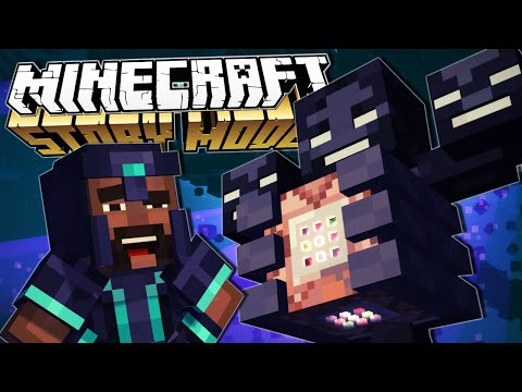 Minecraft Story Mode | THE MEGA WITHER!! | Episode 1 [#3]