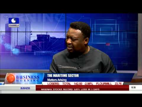 Business Morning : The Maritime Sector,  Matters Arising Pt 1