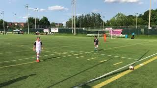 OBD u10 White 3 vs 1 Power FC Green