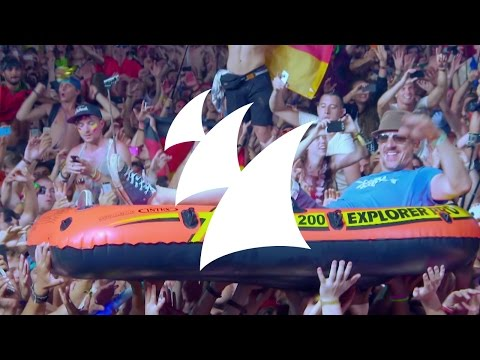 Dimitri Vegas & Like Mike vs W&W - Waves (Tomorrowland 2014 Anthem) (Official Music Video)