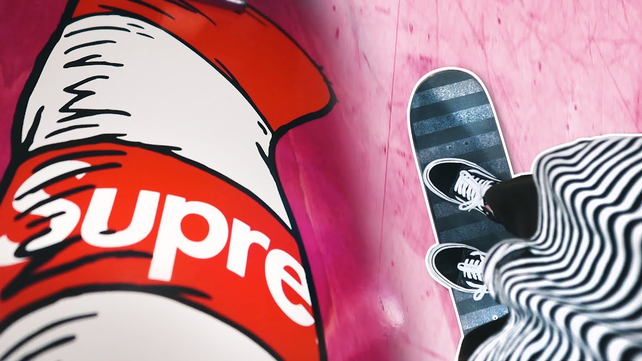 d1f8d5528bf SETTING UP A SUPREME SKATEBOARD! - YouTube