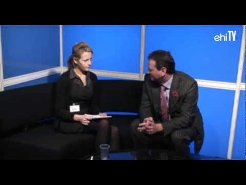 EHI Live 2010 interview series: Sean Riddell