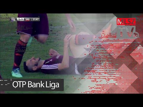 Újpest FC - Vasas FC | 4-2 (1-1) | OTP Bank Liga | 26. forduló | 2017/2018 | MLSZTV