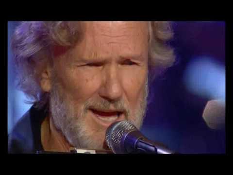 "Kris Kristofferson  - ""Why Me Lord"""