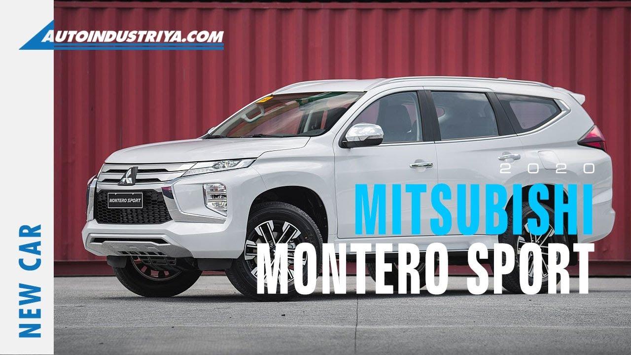 2020 Mitsubishi Pajero Redesign And Us Release Date >> 2020 Mitsubishi Montero Sport Gt 4x2 New Car