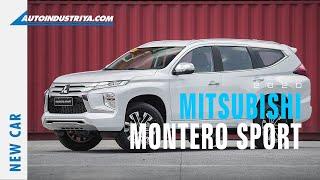 New Car: 2020 Mitsubishi Montero Sport GT 4x2