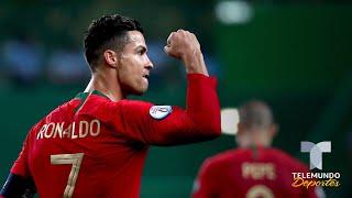 Cristiano Ronaldo se quedó a nada de los 700 goles | Telemundo Deportes