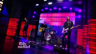 Lifehouse - Hurricane (Live! With Kelly and Michael)
