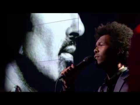 Jeangu Macrooy - Jesus To A Child (George Michael)