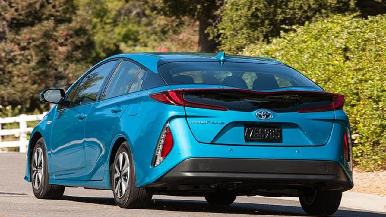 Which Betterr 2018 Toyota Prius Prime Vs Ford Fusion Energy