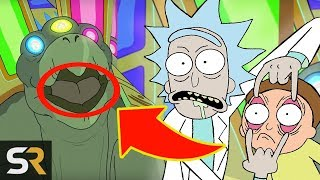 The Best Rick And Morty Season 3 Easter Eggs (SO FAR) thumbnail