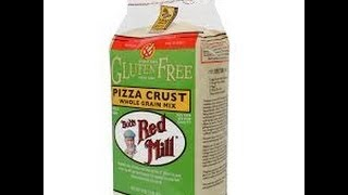 Bob's Red Mill Gluten Free Pizza Crust Review